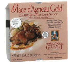 GLACE D' AGNEAU GOLD