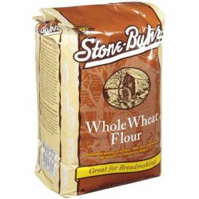 FLOUR 100% WHOLE WHEAT