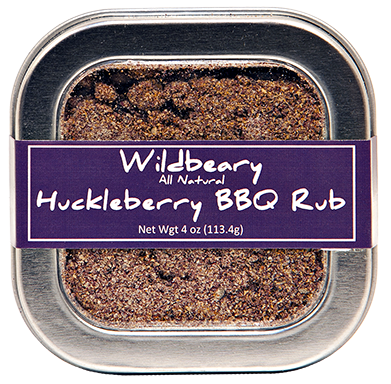 HUCKLEBERRY BBQ RUB
