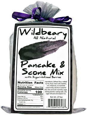 SCONE/PANCAKE MIX