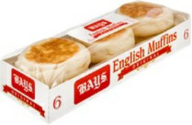 ORIGINAL ENGLISH MUFFIN