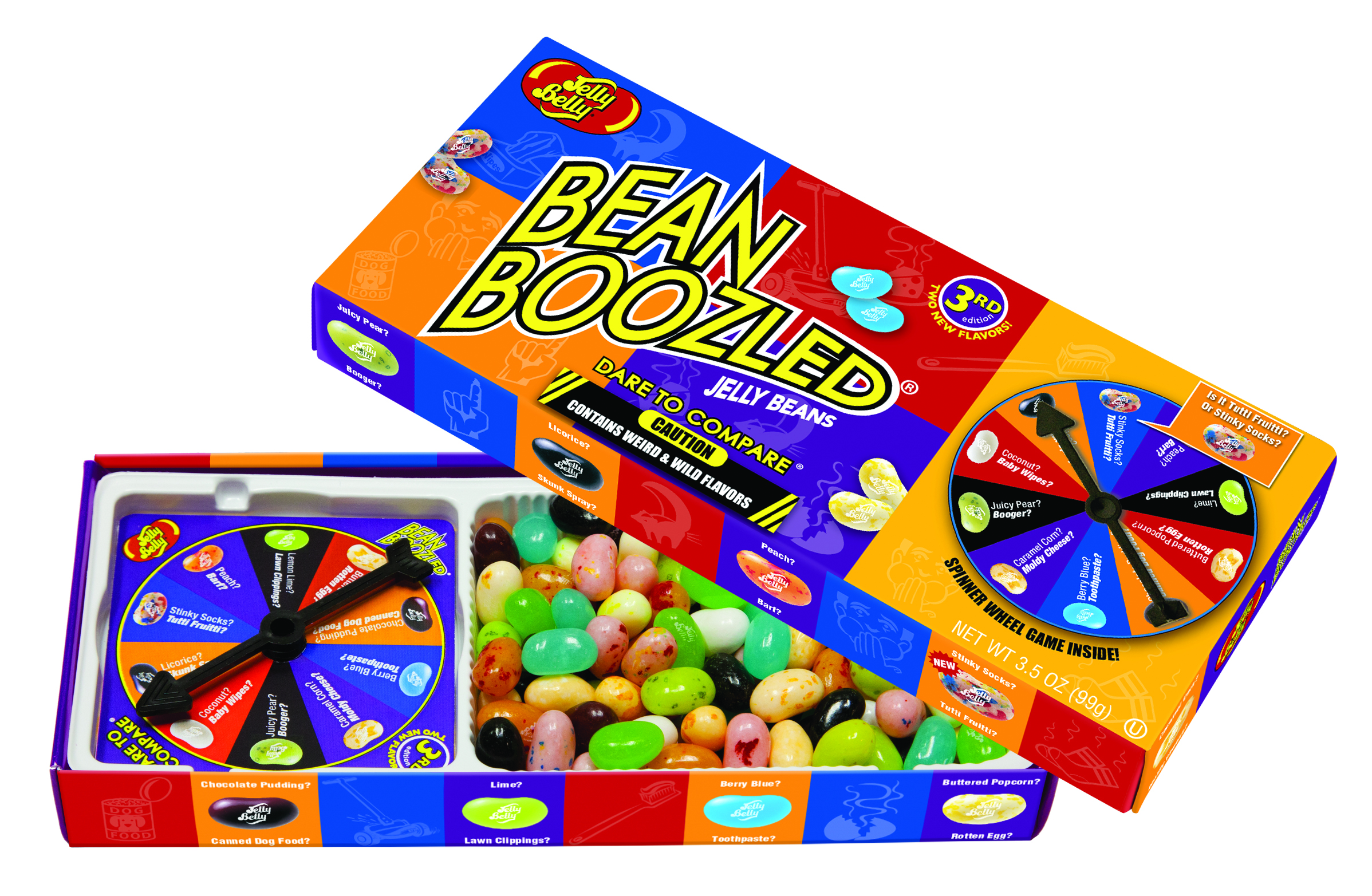 BEAN BOOZLED SPINNER BOX