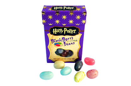 BERTIE BOTTS'S FLIP TOP BOX