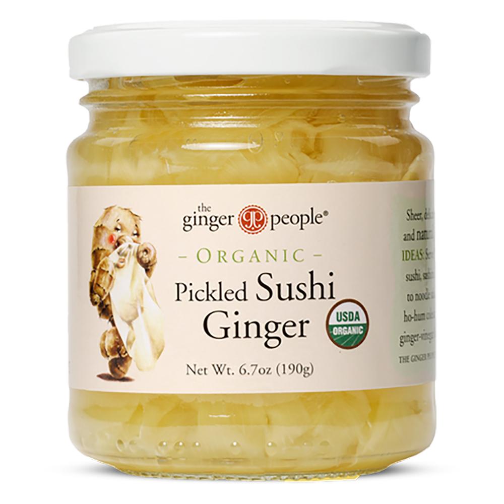 PICKLED SUSHI GINGER