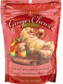 GIN GINS SPICY APPLE GINGER CHEWS
