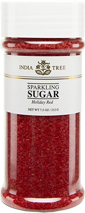 SUGAR SPARKLING RED