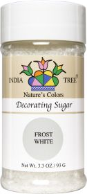 SUGAR NATURAL WHITE DECORATING