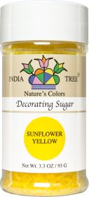 SUGAR NATURAL YELLOW DECORATING