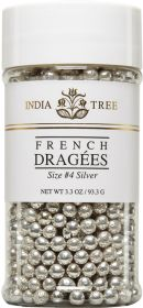 DRAGEE SILVER