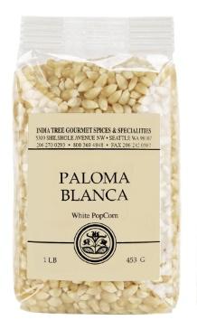 BLANCA POPCORN (WHITE)