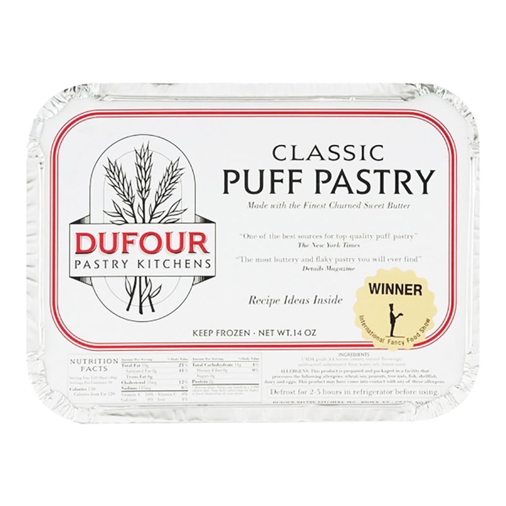 PASTRY PUFF CLASSIC ALL BUTTER