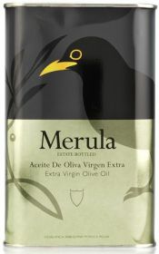 XV OLIVE OIL TIN MERULA