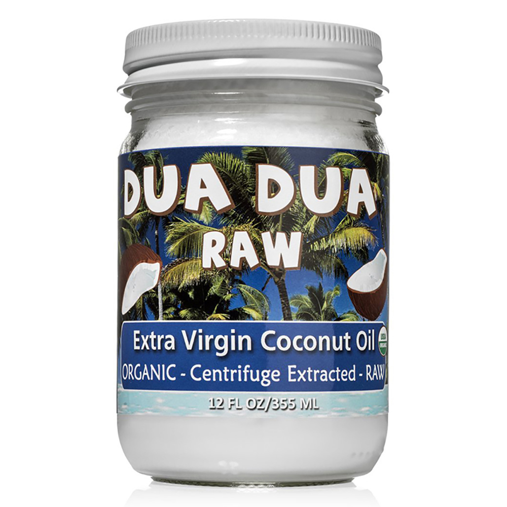 RAW ORGANIC XV COCONUT OIL