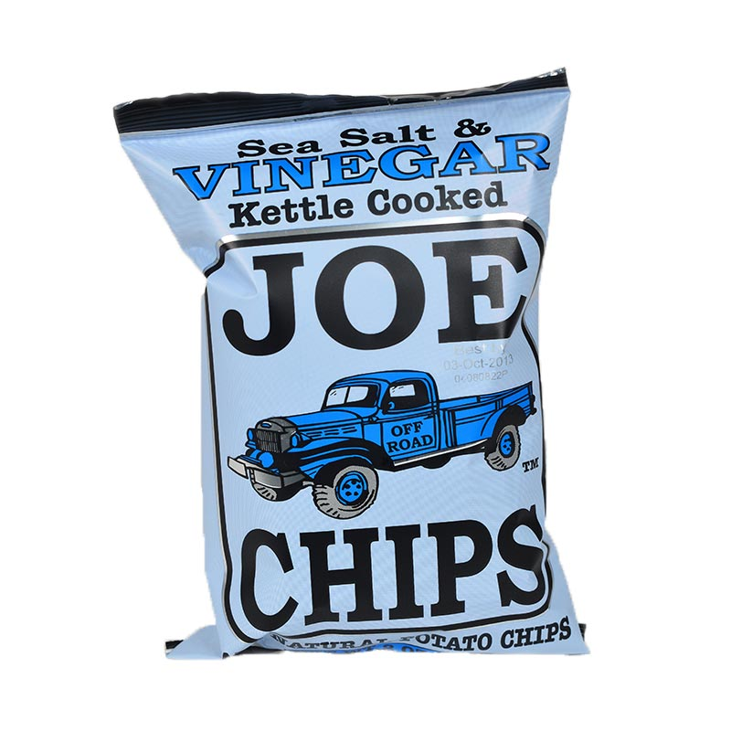 SEA SALT & VINEGAR POTATO CHIP