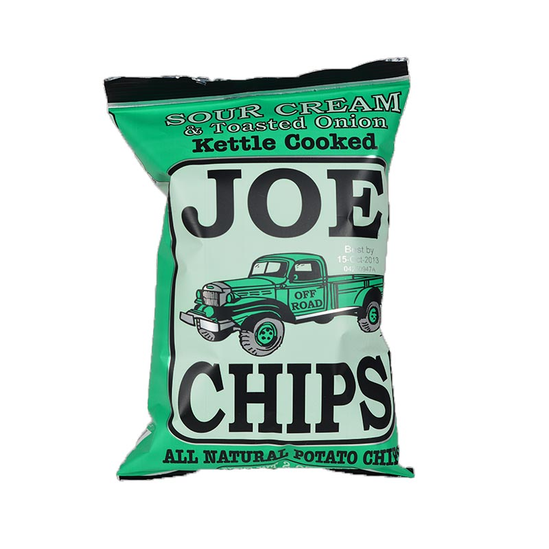 SOUR CREAM & TSTD ONION POTOTO CHIP