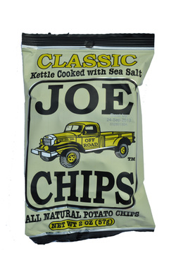 CLASSIC SEA SALT POTATO CHIP