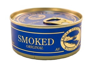 ORIGINAL SMOKED OYSTERS