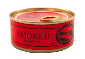 HABANERO HOT SMOKED OYSTERS