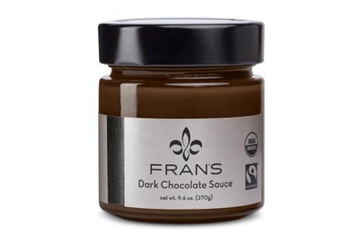 TOPPING DARK CHOCOLATE SAUCE