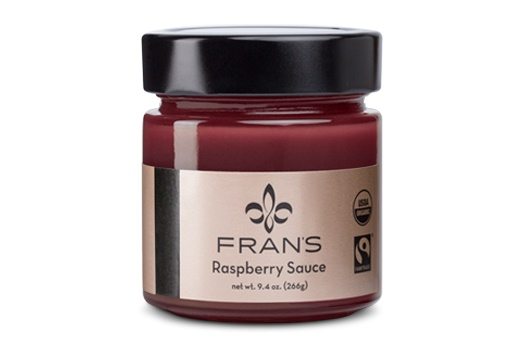 TOPPING RASPBERRY SAUCE