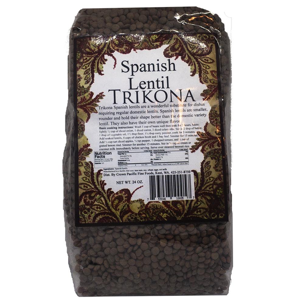 LENTILS SPANISH