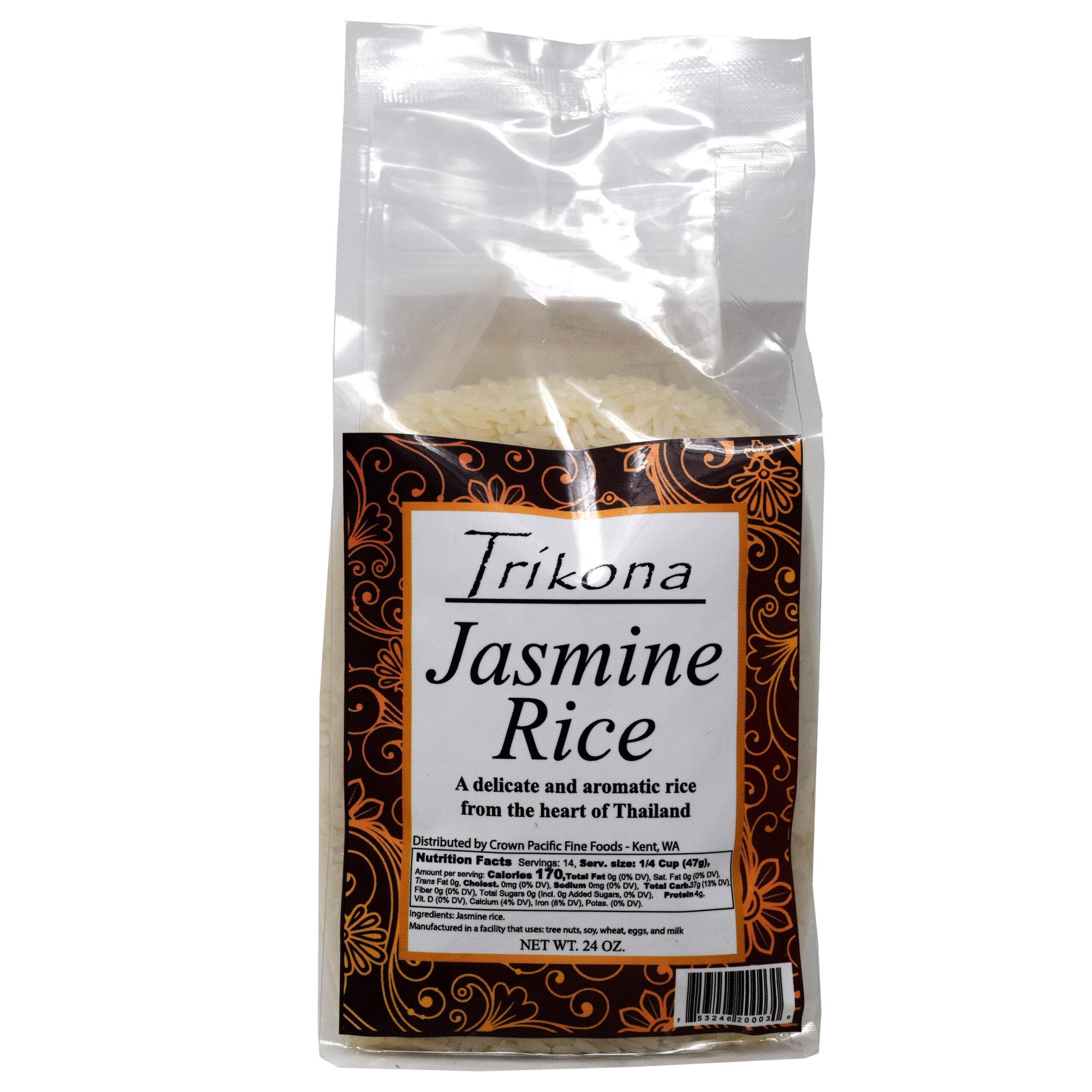Trikona Jasmine Rice