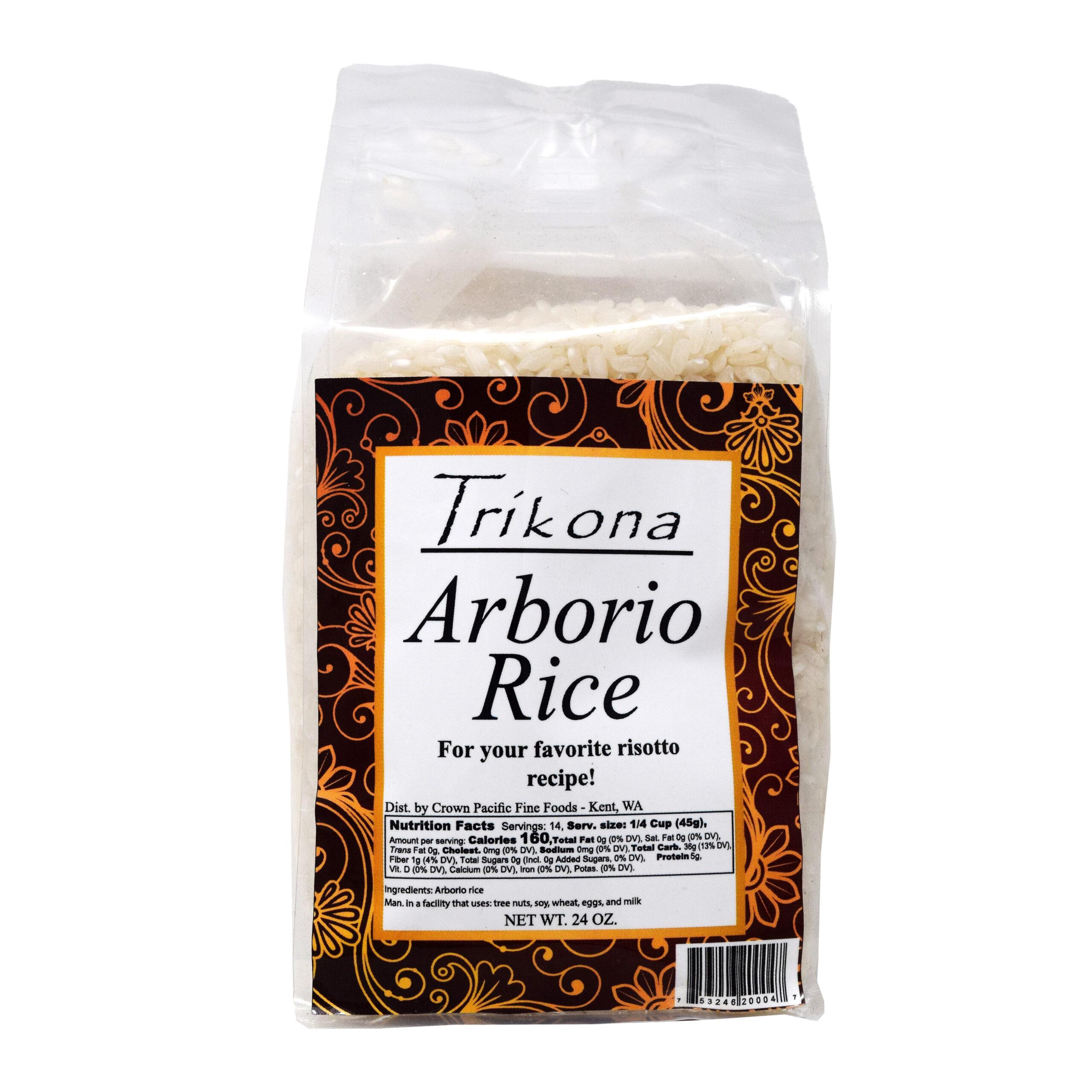 Trikona Arborio Rice