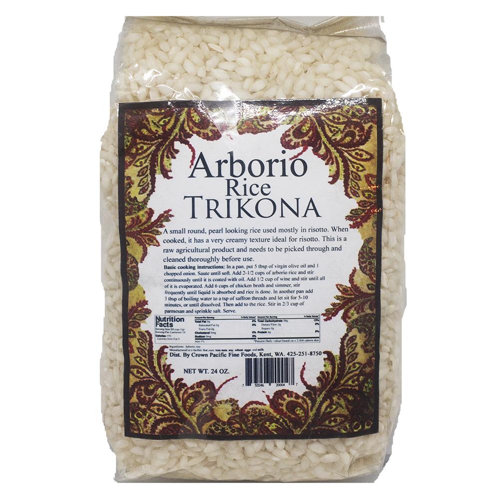 RICE ARBORIO