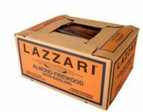 ALMOND FIREWOOD BOX
