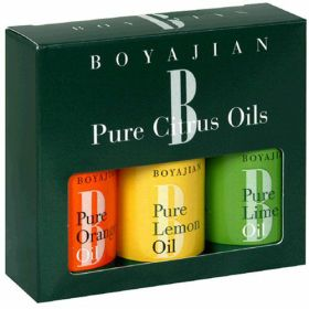 CITRUS OIL MINI BOX