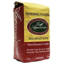 MORNING PASSION GROUND COFFEE