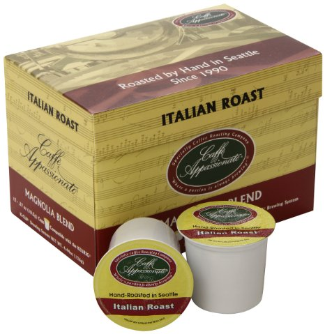 SINGLE SERVE ITALIAN BLEND