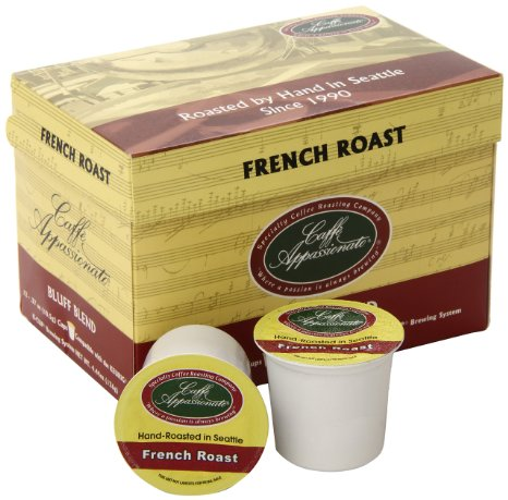 SINGLE SERVE FRENCH ROAST