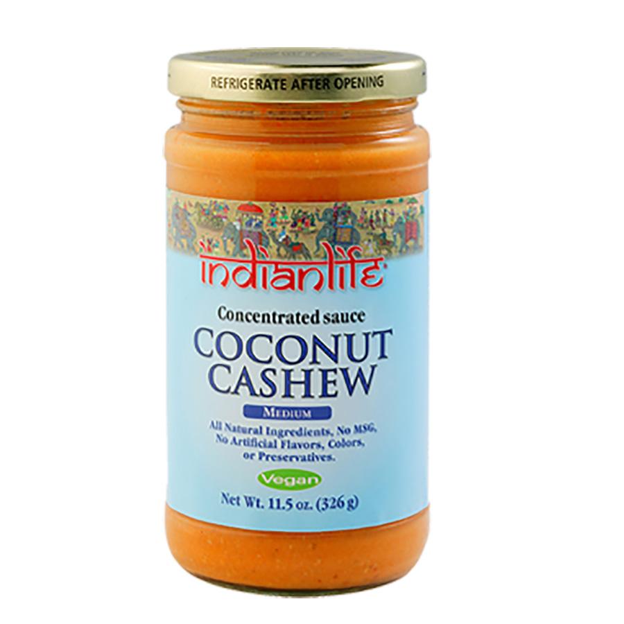 COCONUT CASHEW SAUCE