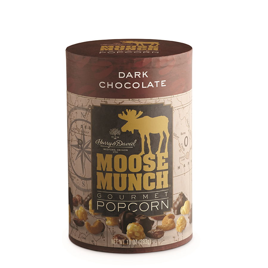 OREGON DARK MOOSE MUNCH CANISTER