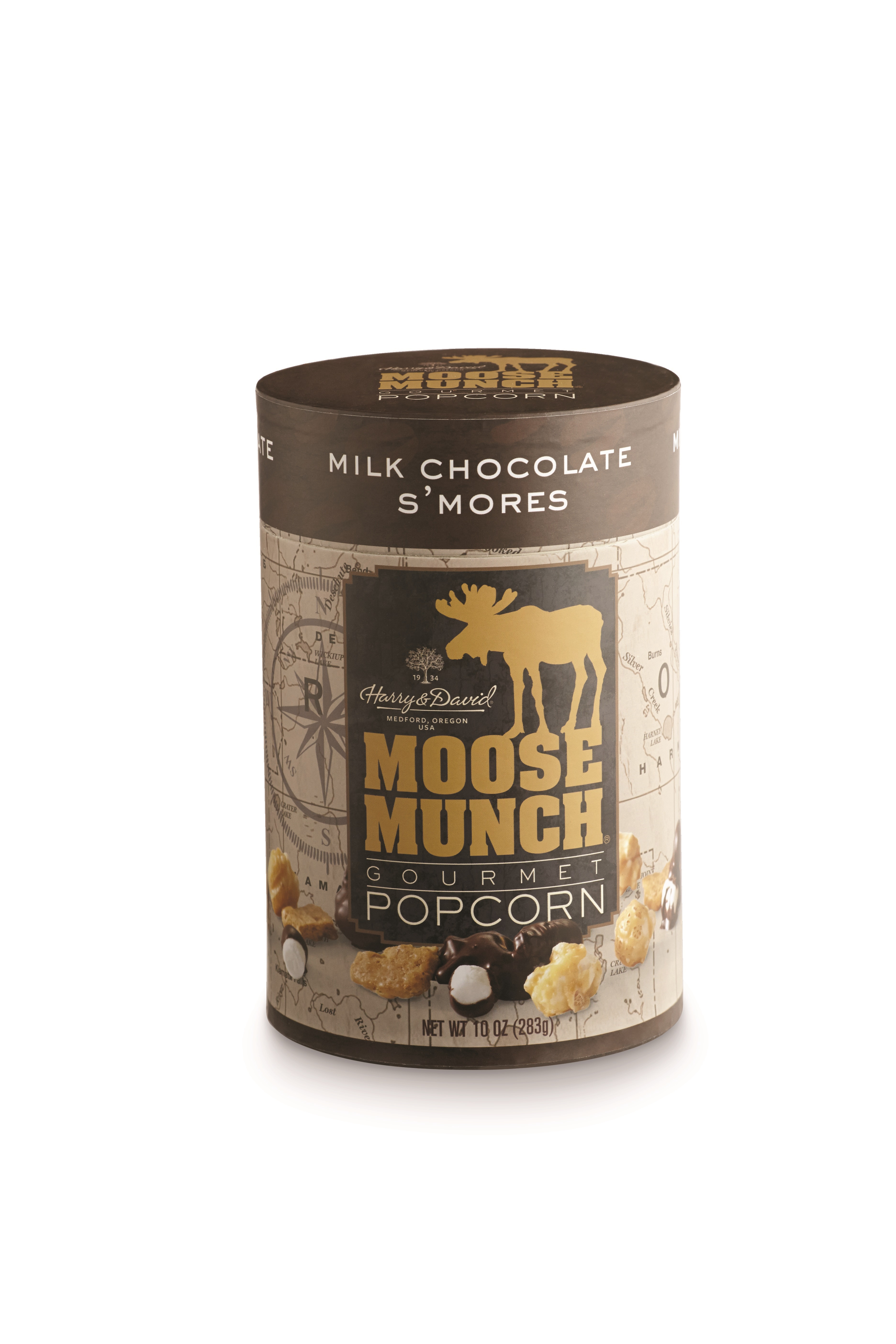OREGON MOOSE MUNCH SMORE CANISTER