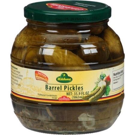 PICKLES BARREL