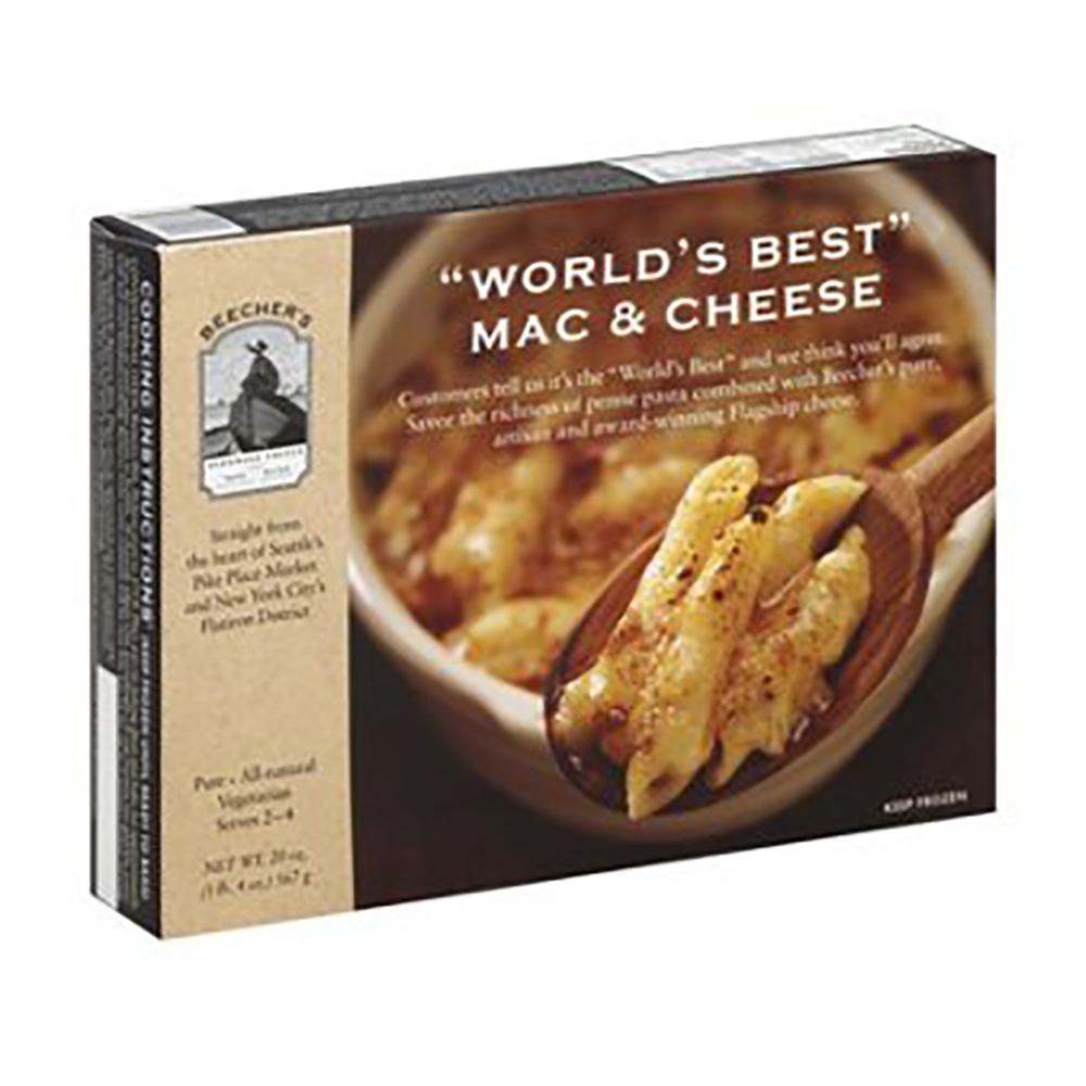 WORLD'S BEST MAC & CHEESE