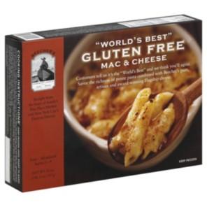 MAC & CHEESE GLUTEN FREE