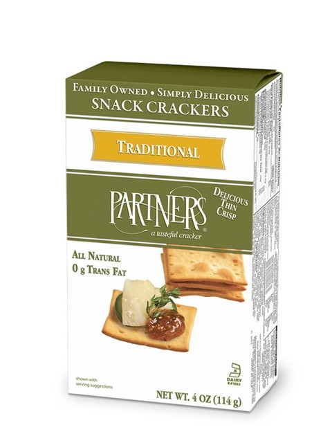 TRADITIONAL SNACK CRACKERS