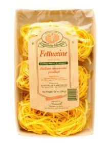 FETTUCCINE WITH EGG