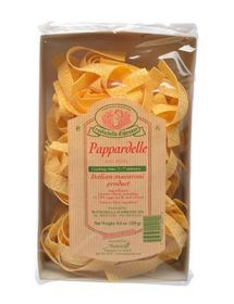 PAPPARDELLE WITH EGG