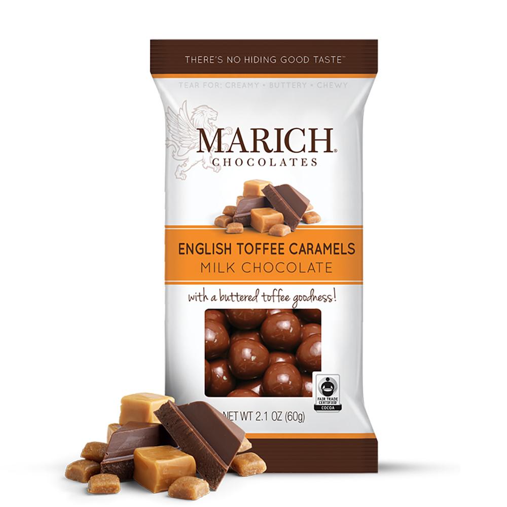 ENGLISH TOFFEE CARAMEL NATURAL