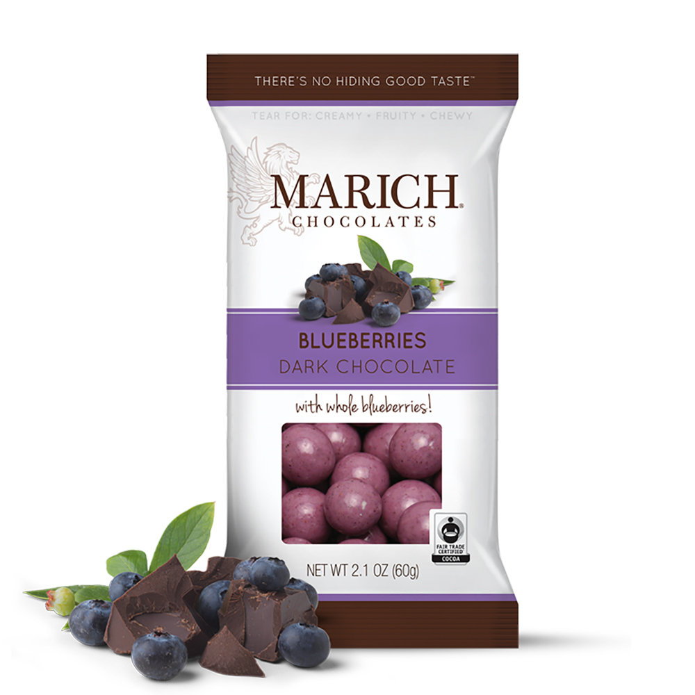 CHOCOLATE BLUEBERRY NATURAL