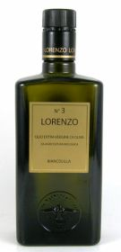 EXTRA VIRGIN OLIVE OIL LORENZO NO 3