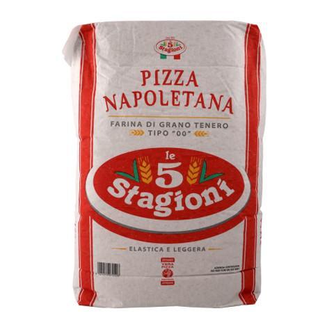 PIZZA NAPOLETANA FLOUR