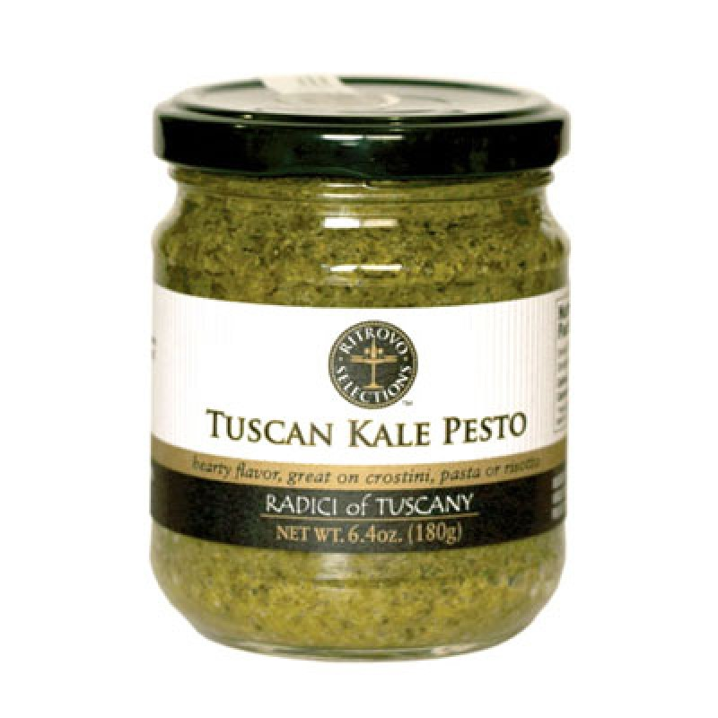 TUSCAN BLACK KALE PESTO