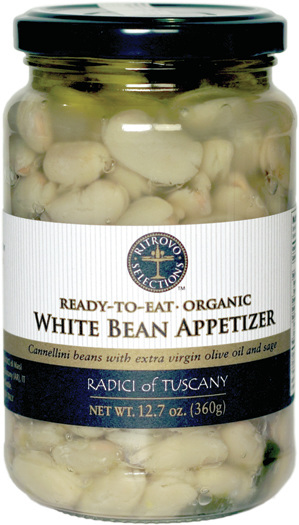 TUSCAN WHITE BEAN APPETIZER
