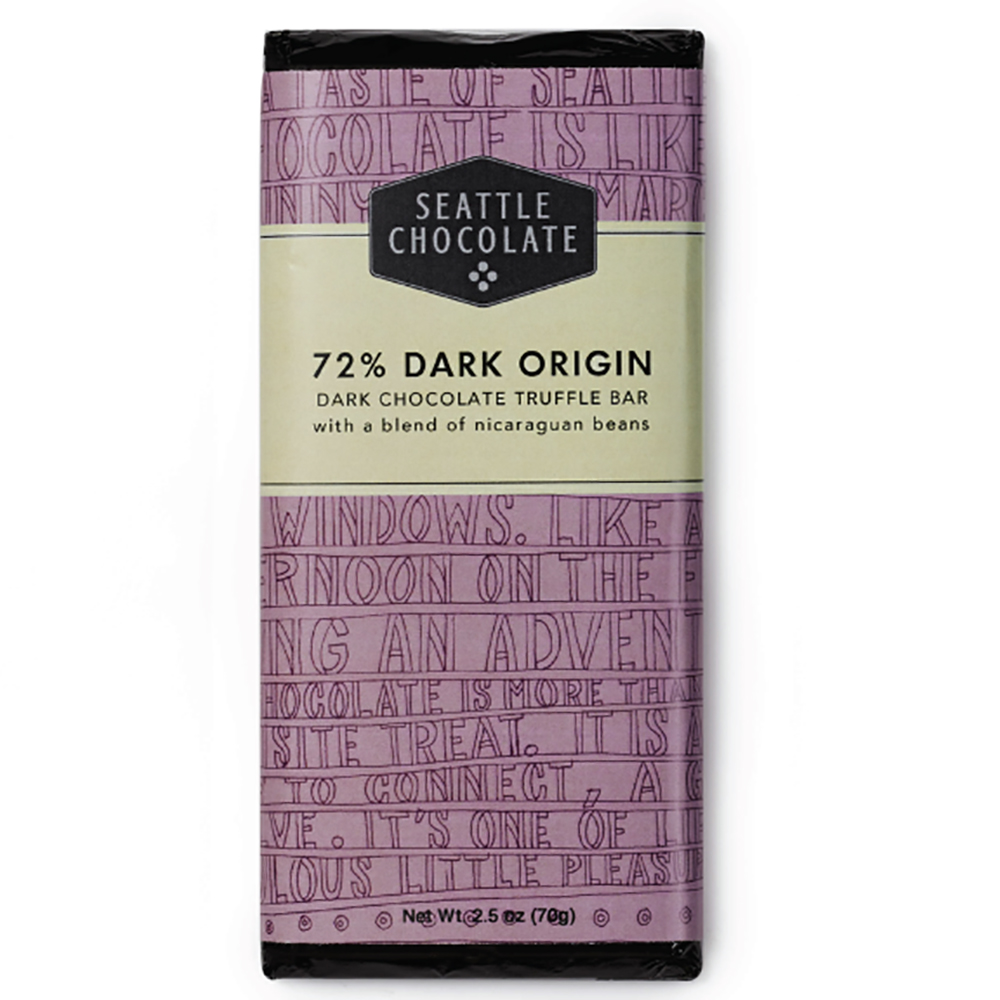 72% DARK CHOC ORIGIN BAR