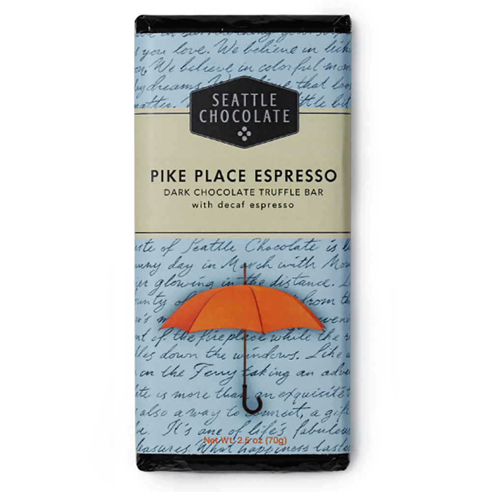 PIKE PLACE ESPRESSO CHOC BAR